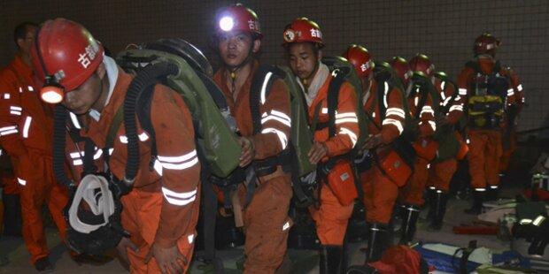 Explosion in Kohlemine: 27 Tote