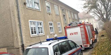 Kohlenmonoxidaustritt in Wohnhaus (NÖ)