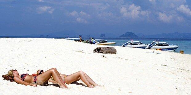 Thailand sperrt Urlauberparadies für Touristen