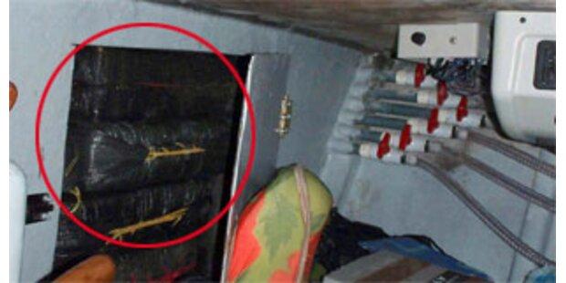 US-Polizei bringt Kokain-U-Boot auf