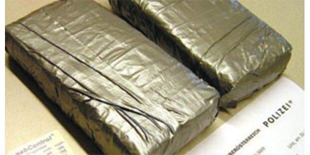 Fünf Kilo Kokain in Fischamend sichergestellt