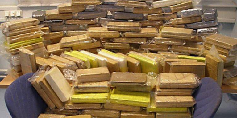 Kokain kam per Post nach Salzburg