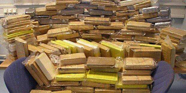 Prozess um 200 kg Kokain begonnen