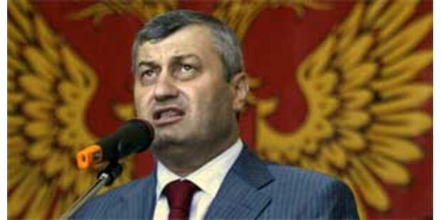 Südossetien dementiert Anschlusspläne an Russland