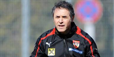 Teamchef, Liga klärten Termine bis 2014