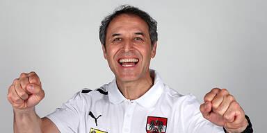 Marcel Koller bleibt Teamchef