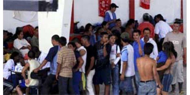 Neun Tote bei Massaker in Kolumbien