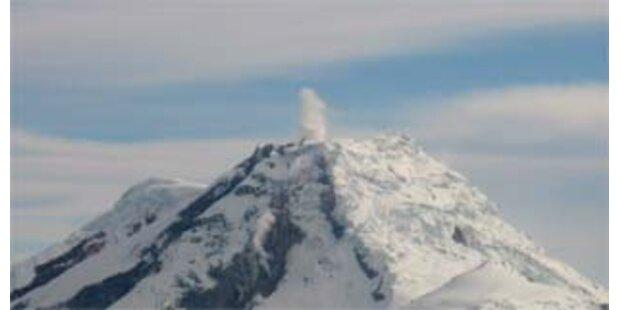 Größter Vulkan Kolumbiens ausgebrochen