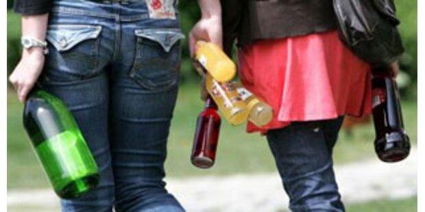 Zwölfjähriger Kärntner trank sich bewusstlos
