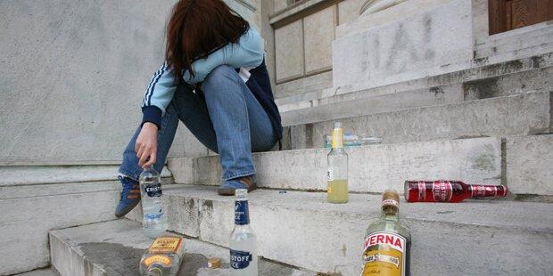 Nach Komasaufen: Teenie (14) wieder daheim