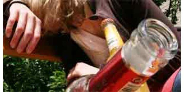 14-jährige Salzburgerin trank sich ins Koma