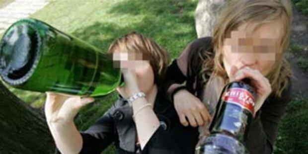 Teenie (14) trank sich ins Koma