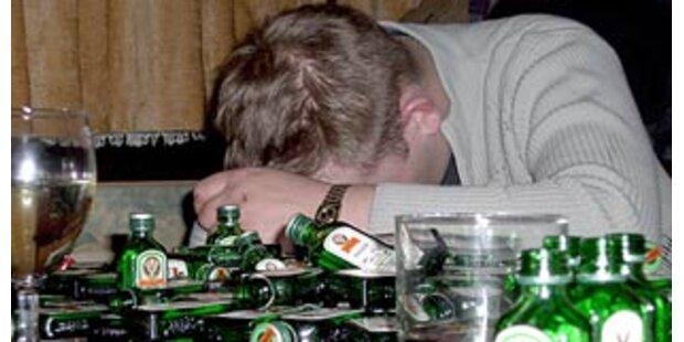 14-jährige Tirolerin trank sich ins Koma