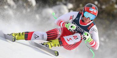 Haaser & Siebenhofer mit Medaillen-Chance