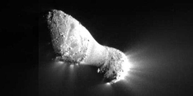 Rendezvous mit Mega-Kometen