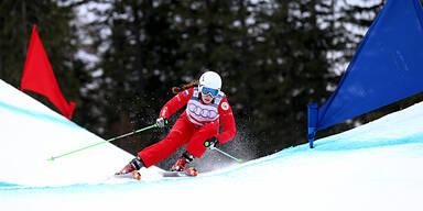 Schock! Ski-Crosserin Komissarowa gelähmt