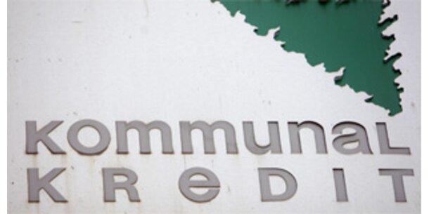 Kommunalkredit kündigt Verlust für 2008 an