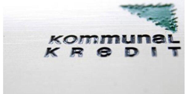 Kommunalkredit erhält 1,5 Mrd-Euro-Finanzspritze