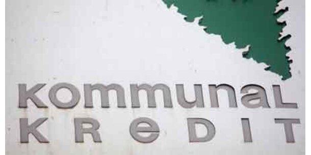 2,6 Mrd Euro Verlust für Kommunalkredit