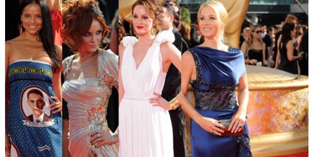 Die hässlichsten Kleider der Emmy Awards