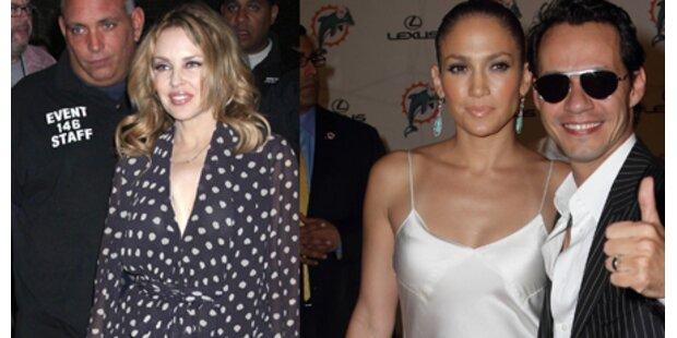 Warum gehen Kylie & J.Lo im Pyjama aus?