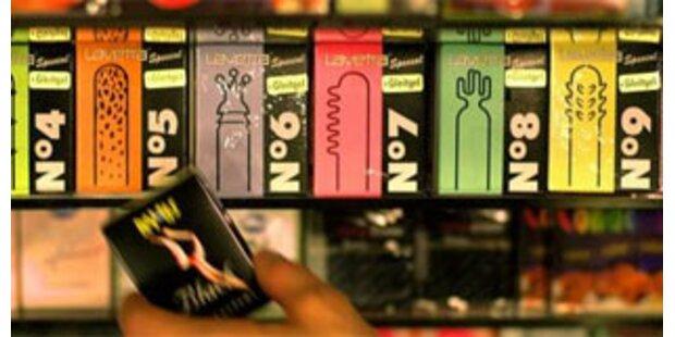 16.488 Kondome für Antarktis-Wissenschafter