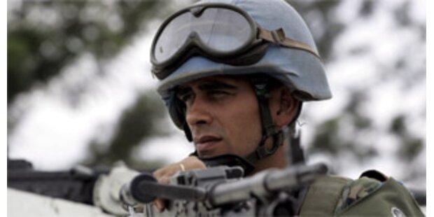 UNO-Konvoi findet nur leere Flüchtlingslager vor