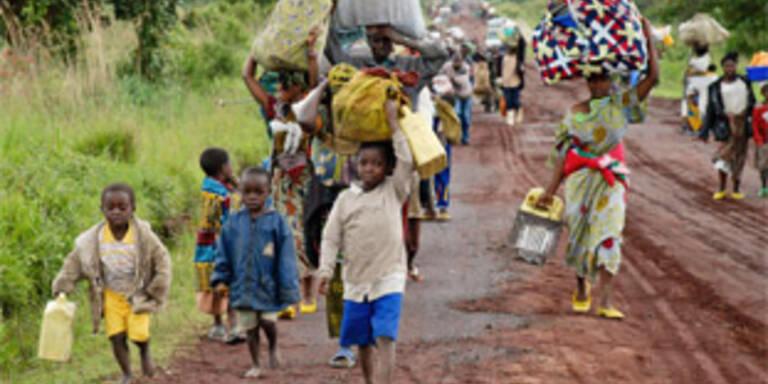 EU erwägt Friedenstruppe für den Kongo