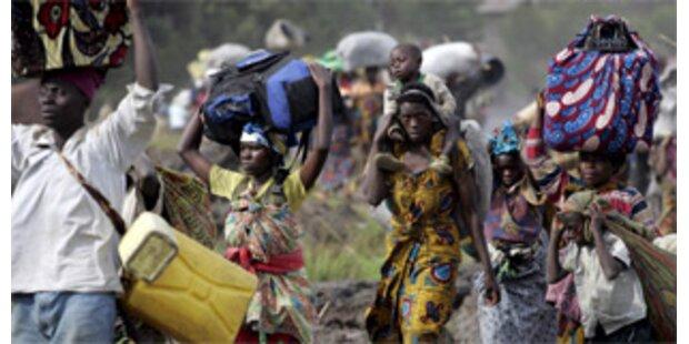 Neue Kämpfe und Massaker im Kongo
