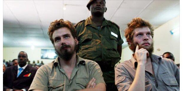 Todesstrafe für 2 Norweger im Kongo