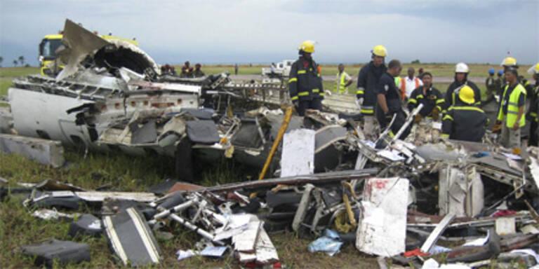 Drei Tote bei Flugzeugkollision