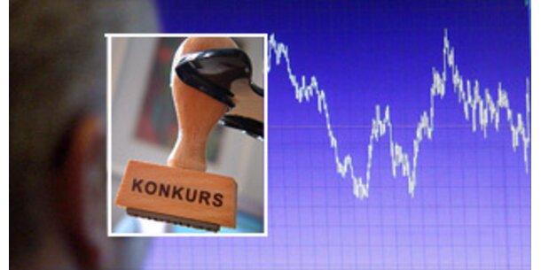 Auf Österreich rollt eine Insolvenzwelle zu