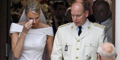 Hochzeit von Charlene & Albert