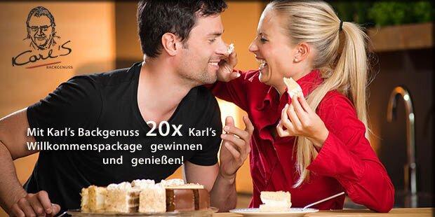Anzeige Karls Backgenuss