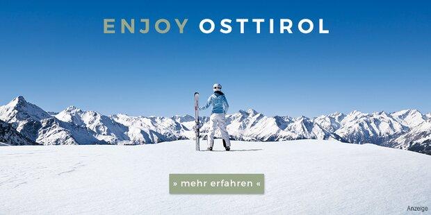 Anzeige Osttirol