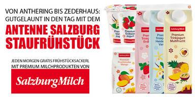 Das Antenne Salzburg Staufrühstück!
