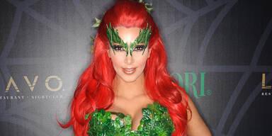 Der Halloween-Look von Kim Kardashian