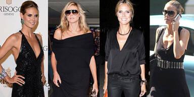 Heidi trägt nur noch schwarz
