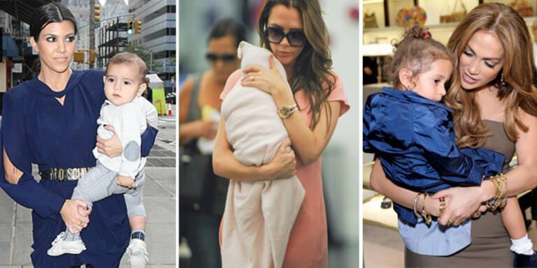 Glamour-Babys: Style zum Nachshoppen