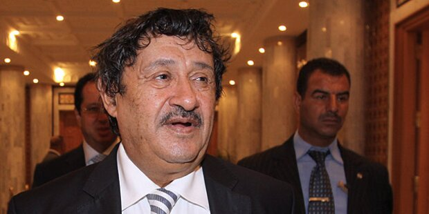 Gaddafis Außenminister verhaftet