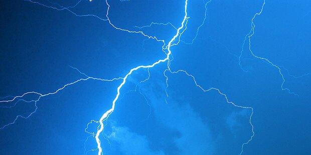 Kubaner schon sechs Mal vom Blitz getroffen