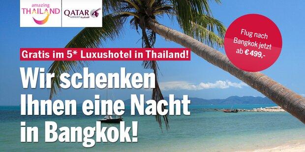 Anzeige Thailand