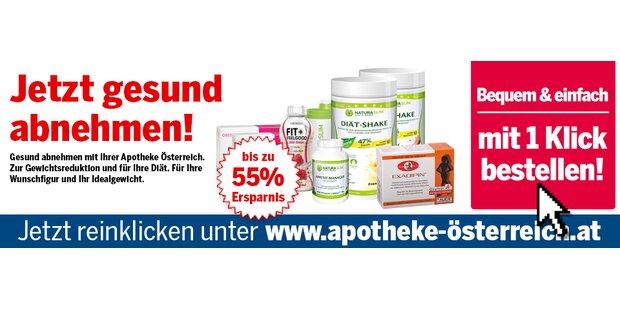 Anzeige- Apotheke (wetter)
