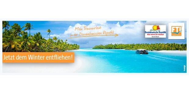 Anzeige Dominikanische Republik Wetter