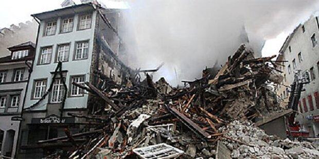 Feuer verwüstet Konstanzer Altstadt
