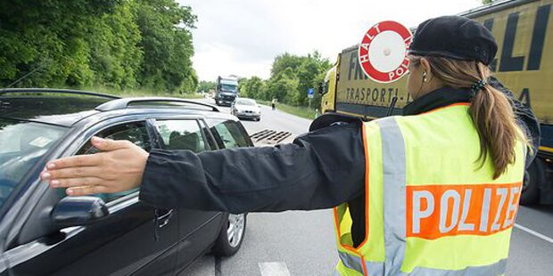 Home-Invasion-Täter in Taxi auf Autobahn gefasst