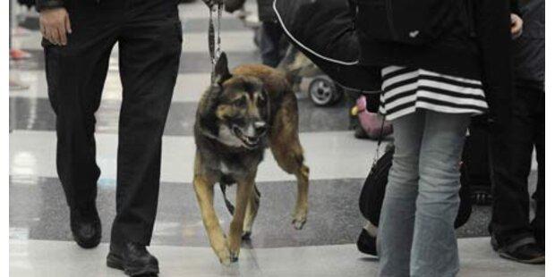 Wieder Sicherheitspanne auf US-Flughafen