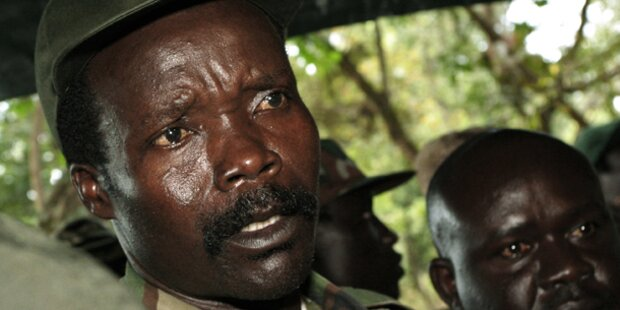 3,9 Mio Euro Kopfgeld auf Joseph Kony
