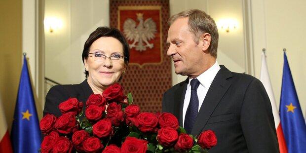 Polen: Kopacz neue Regierungschefin