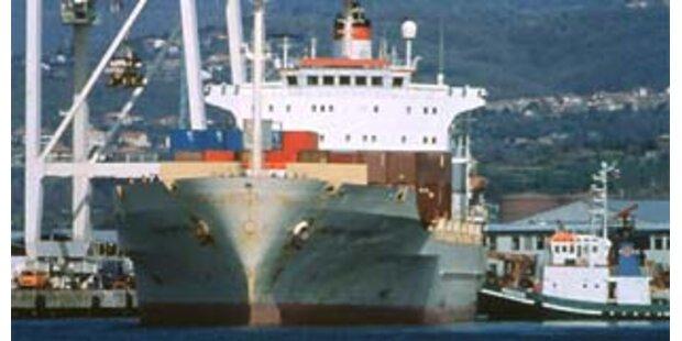 Gammel-Lebensmittel aus China beschlagnahmt